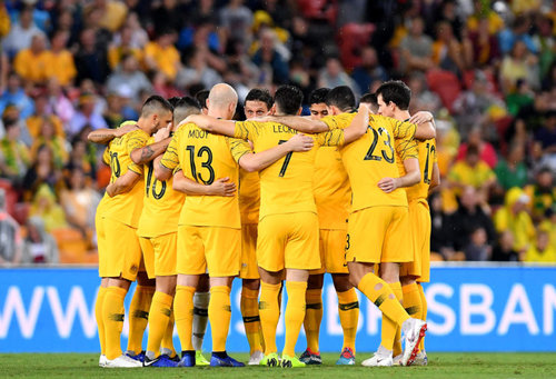 Can the Socceroos defend their Asian Cup crown  image source - Bradley  Kanaris Getty 9ceaea55c