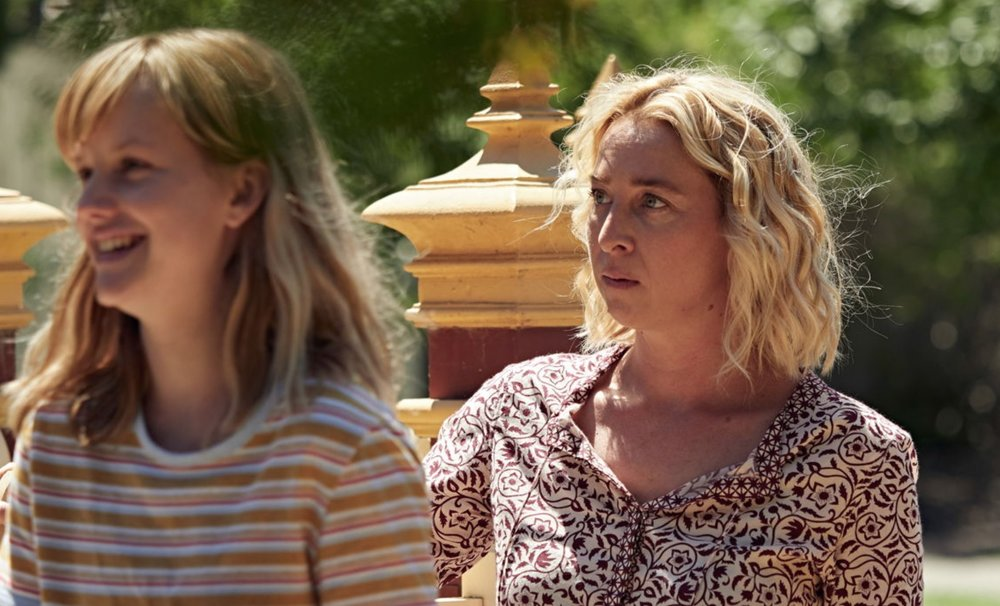 Chloe (Markella Kavenagh) and Alexandra (Asher Keddie)  images - ABC