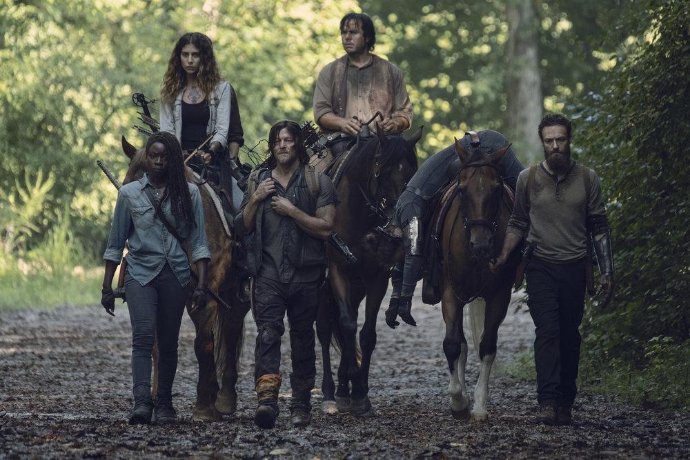 THE WALKING DEAD returns for part b of season 9  Image - Foxtel