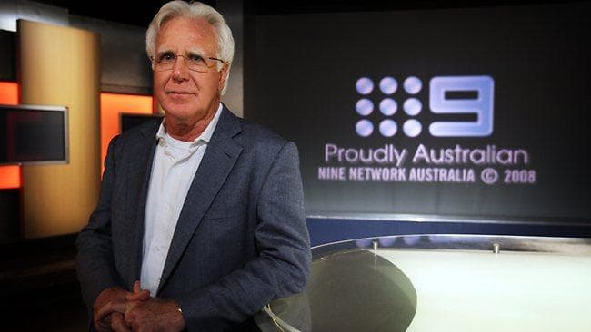 John Westacott was Head of News & Current Affairs at NINE   PHOTO: The Australian