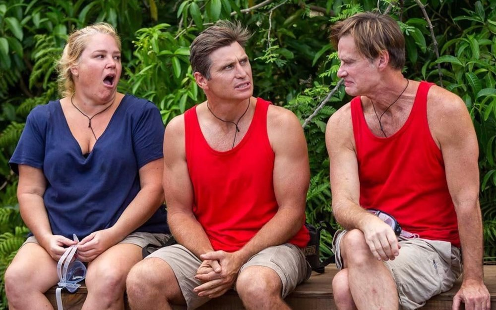 Yvie Jones, Shane Crawford and Richard Reid are the final 3 celebrities on 10's jungle series   PHOTO: 10