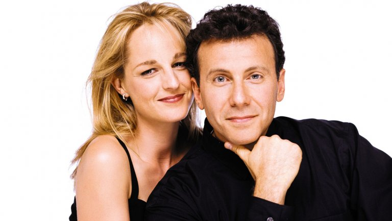 Helen Hunt & Paul Reiser star in the revival of  Mad About You