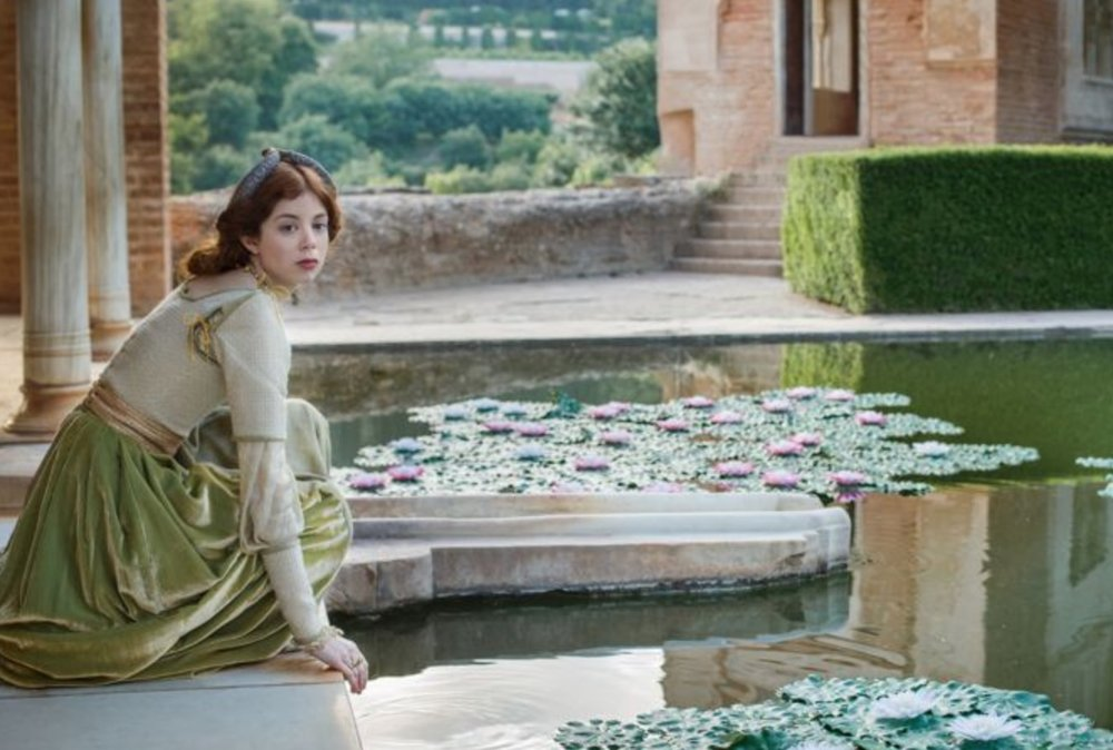 Charlotte Hope stars in The Spanish Princess image - STAN