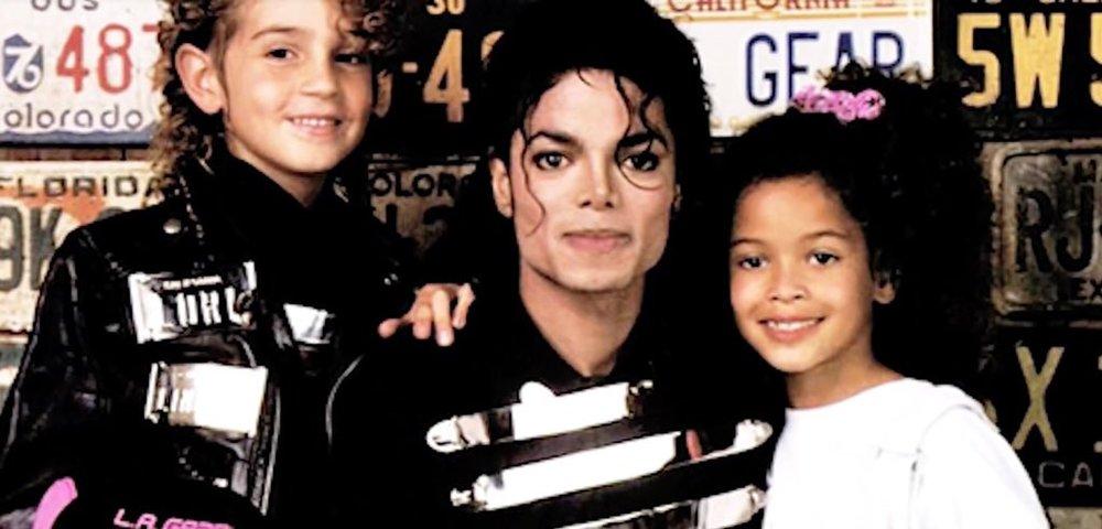 Wade Robson, Michael Jackson and Brandi Jackson   PHOTO: Twitter