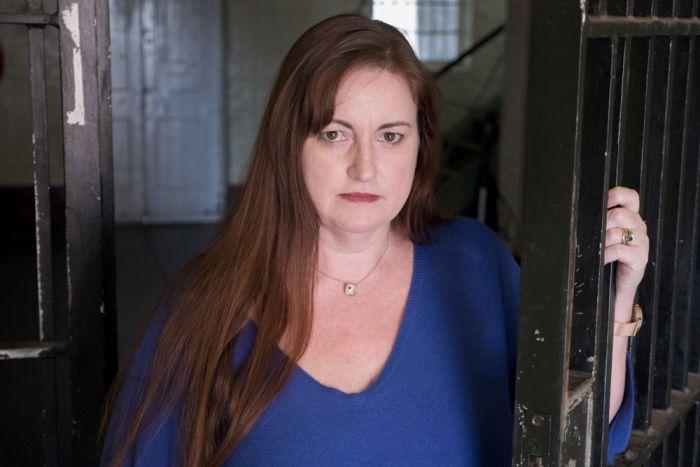 True crime author Amanda Howard   PHOTO: ABC