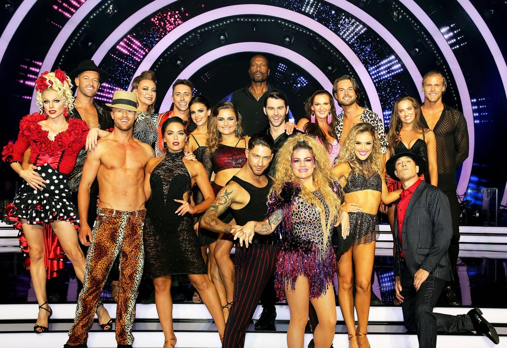 Dancing with the Stars Source: 10 Network