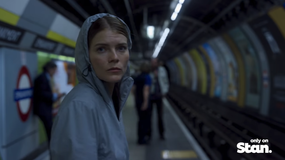 Emma Greenwell stars as Myfanwy Thomas in THE ROOK  image - Stan