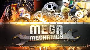 Mega Mechanics  Source: magellantv