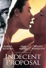 Indecent Proposal  Source: Tvguide
