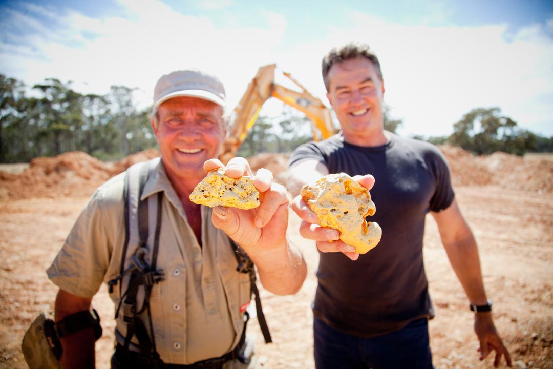 AIRDATE | Aussie Gold Hunters strike it big in new season