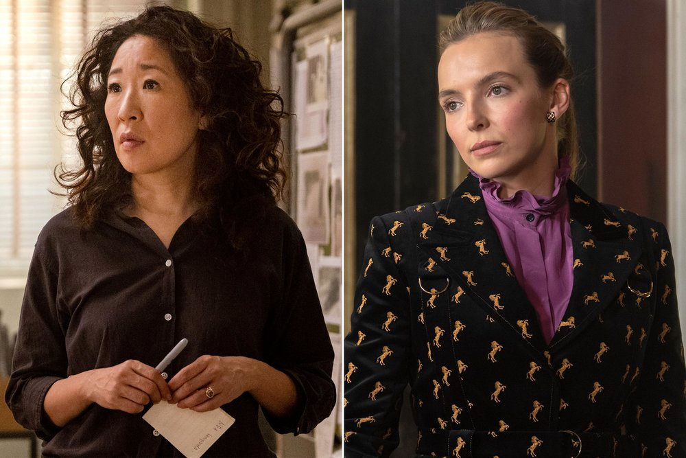 Killing Eve  Source: Entertainment Weekly