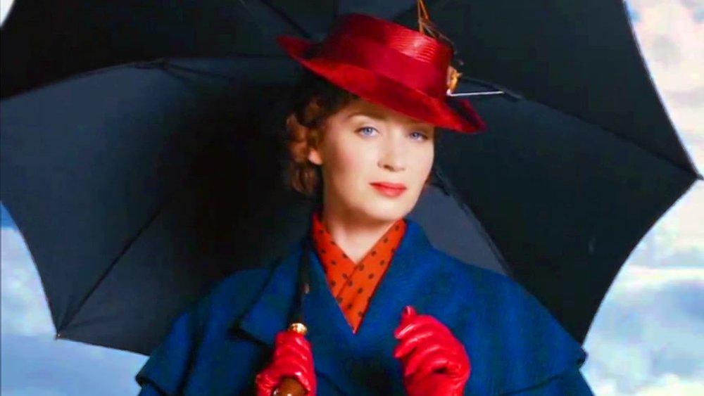 Mary Poppins  Source: IMDb