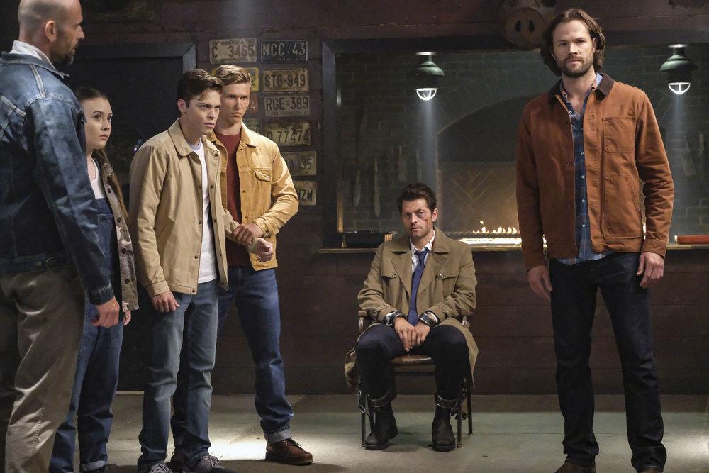 Supernatural  Source: Entertainment Weekly