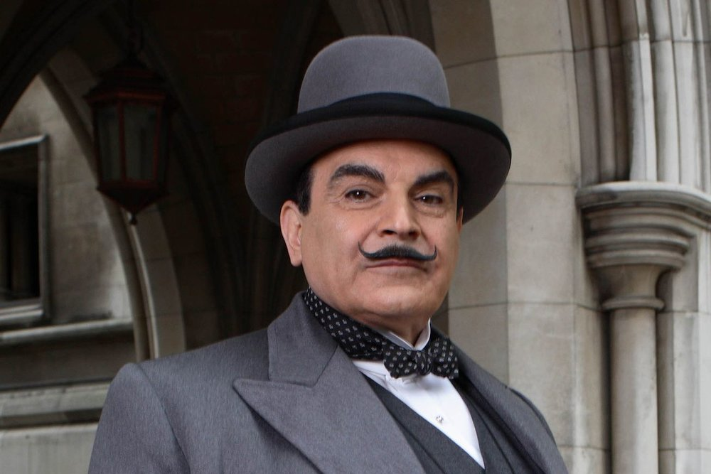 Poirot  Source: Telegraph UK