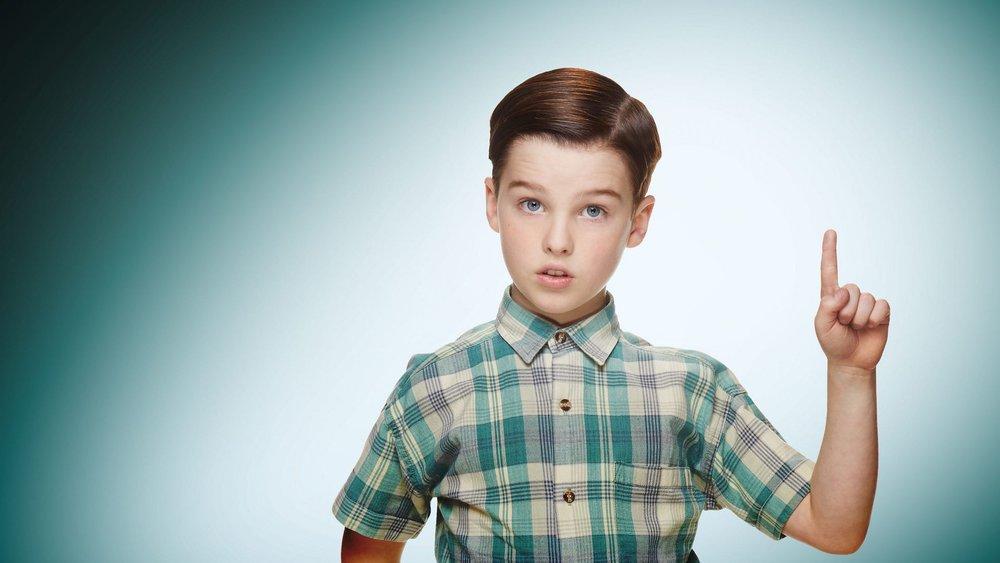Young Sheldon  Source: CBS