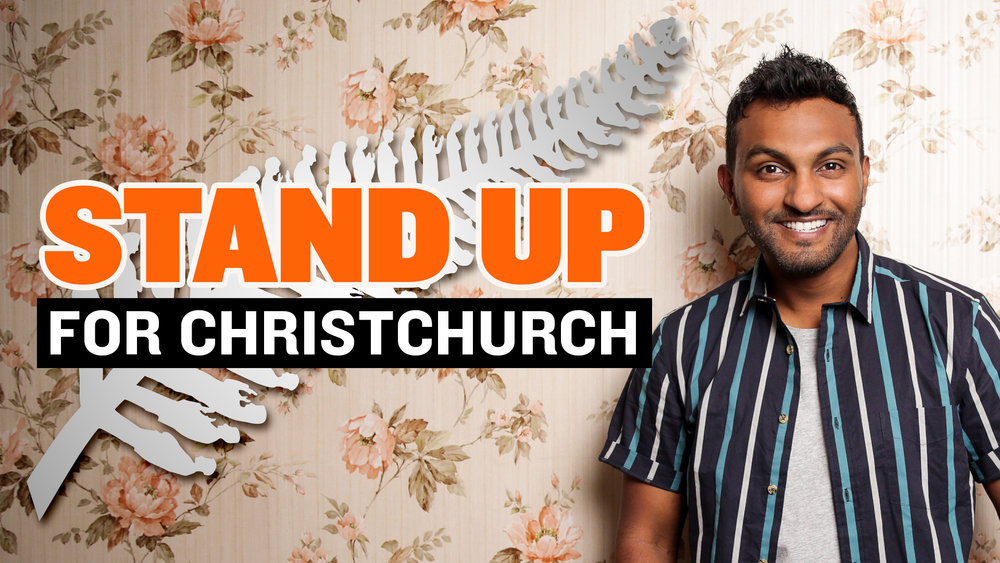 Stand Up for Christchurch  Source: 10 Network