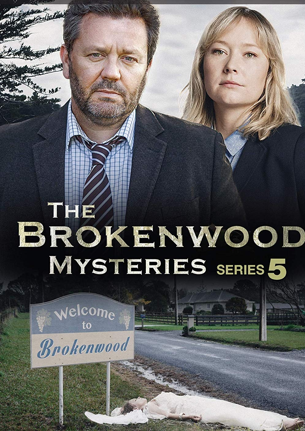 Brokenwood Mysteries  Source: Amazon