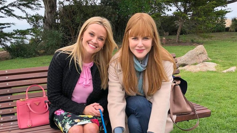 Reece Witherspoon and Nicole Kidman start in LITTLE LIES   PHOTO: TV Insider