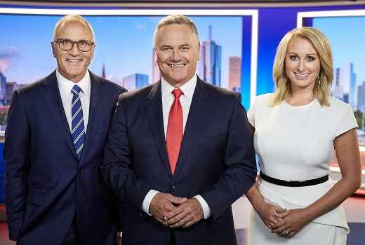Has the tide turned? Seven News Melbourne celebrates run of