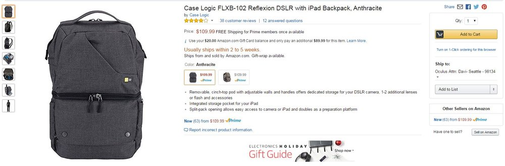 https://www.amazon.com/Case-Logic-FLXB-102-Reflexion-Anthracite/dp/B00BVQXFZY/ref=sr_1_29?ie=UTF8&qid=1477351236&sr=8-29&keywords=case+logic+photo+backpack