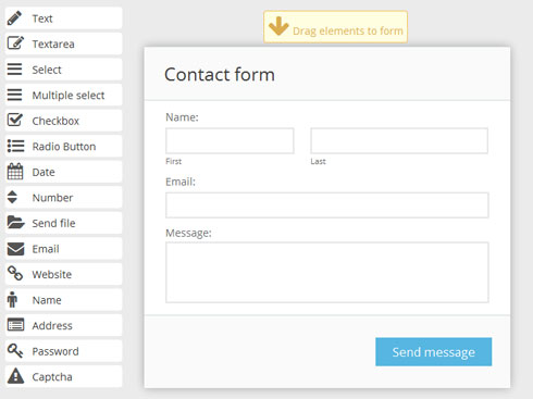 Formoid Beautiful Css Form Generator The Power Of Blog