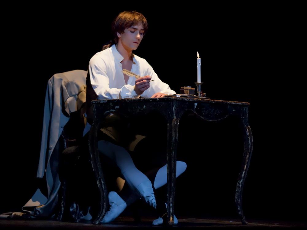 Friedemann Vogel in Manon