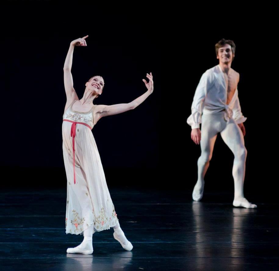 Romeo & Juliet Friedemann Vogel, Alicia Amatriain