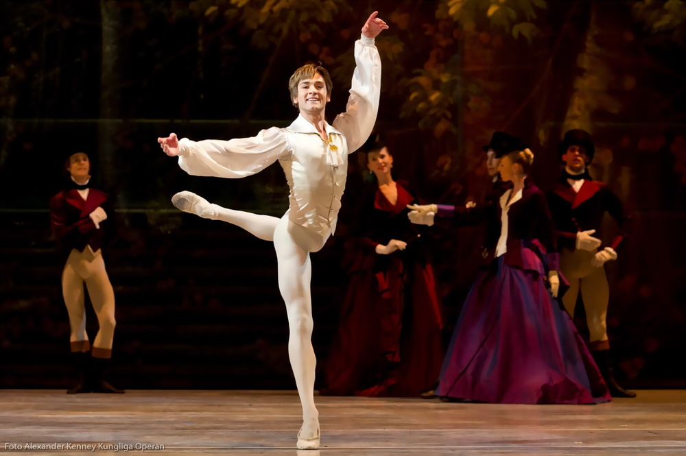 Friedemann Vogel in ''The Sleeping Beauty''