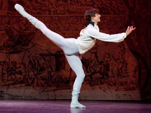Friedemann Vogel in Manon ©Photo Stanislav Belvaevsky