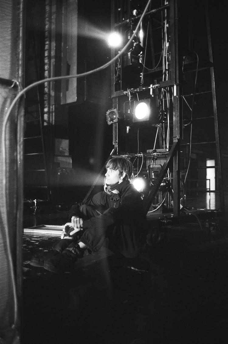 Friedemann Vogel Backstage ©Leonid Sarafanov