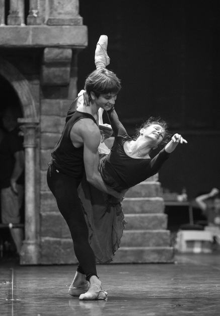 Romeo&Juliet with Alina Cojocaru and Friedemann Vogel  (c)Photography by ASH