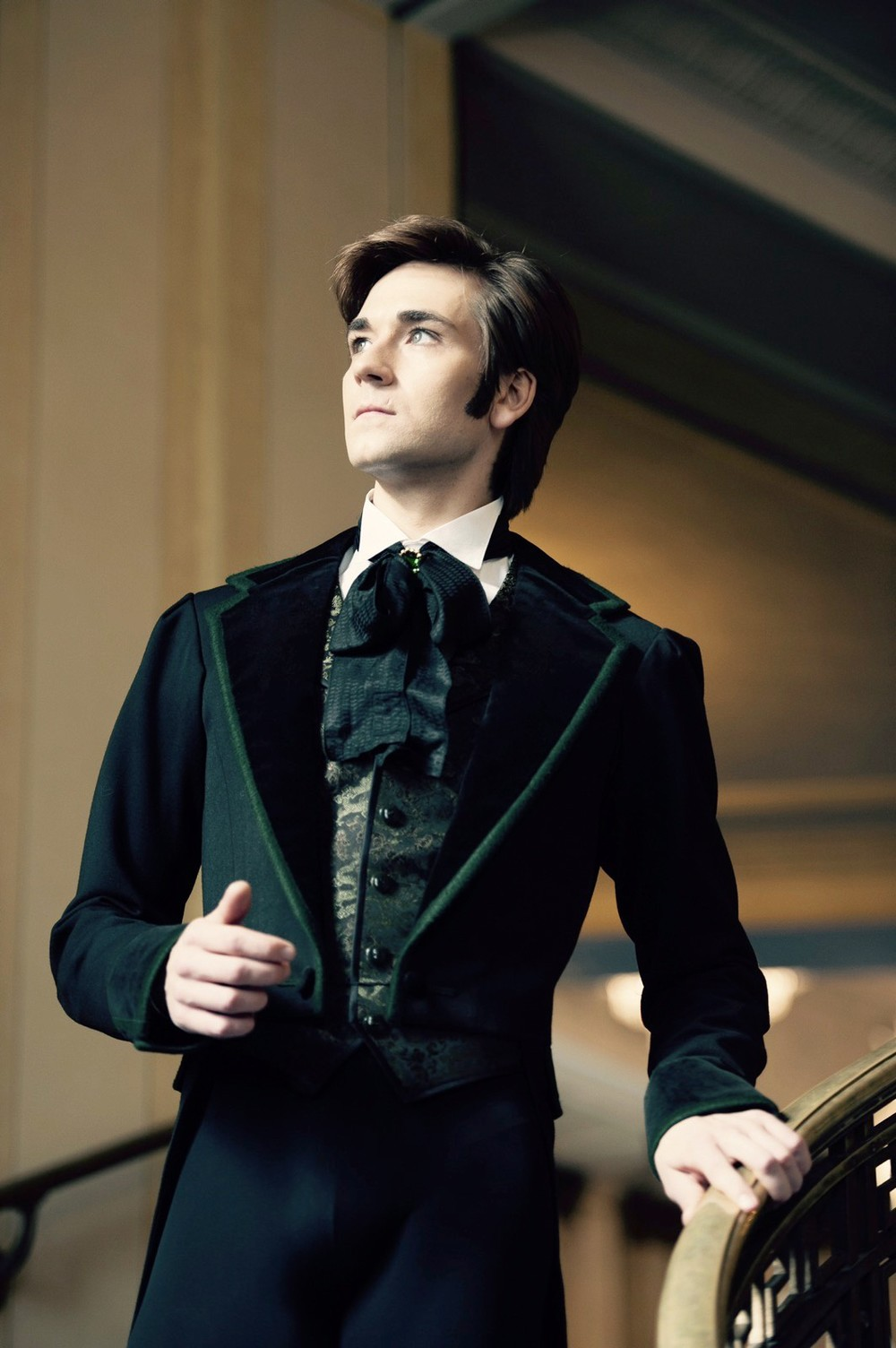 Friedemann Vogel as Onegin (c) Roman Novitzky