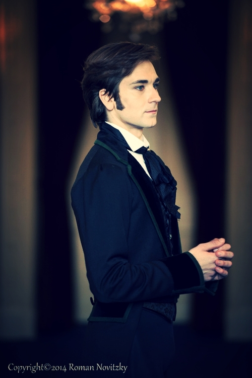 Friedemann Vogel in Onegin (c) Roman Novitzky