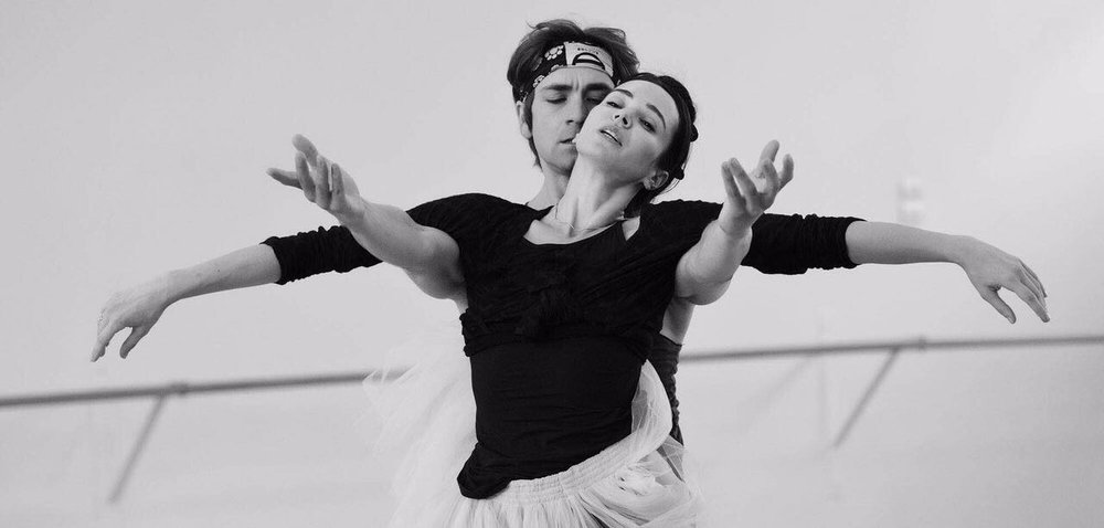 Diana Vishneva and Friedemann Vogel (c) Irina Tuminene