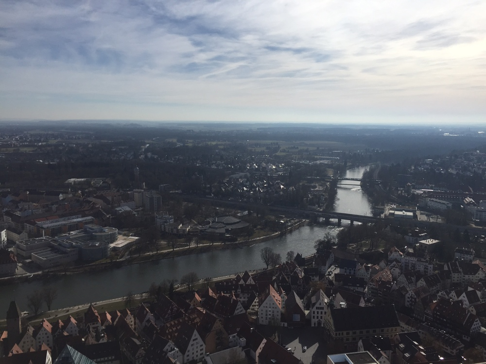 The Danube - Ulm