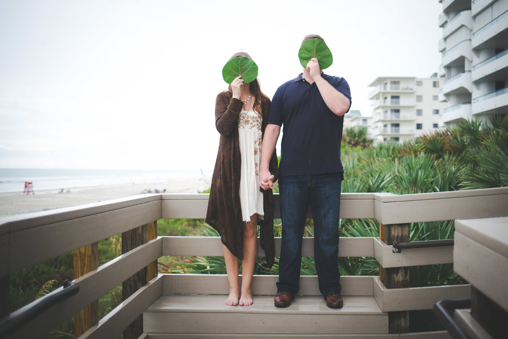 new smyrna beach couples photography