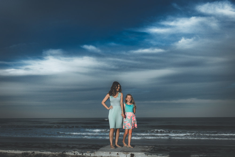 daytona beach shores florida family photographer