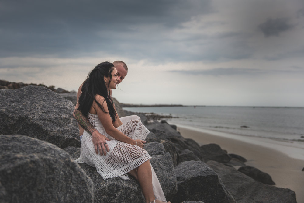 ponce inlet couples photographer