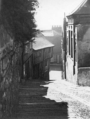 Stepcote Hill - 1931