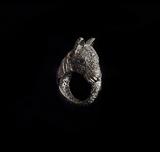 Black-Diamond-Set-Horse-Ring-with-Stone-Eyes-Silver-with-Black-Rhodium-Finish.jpg