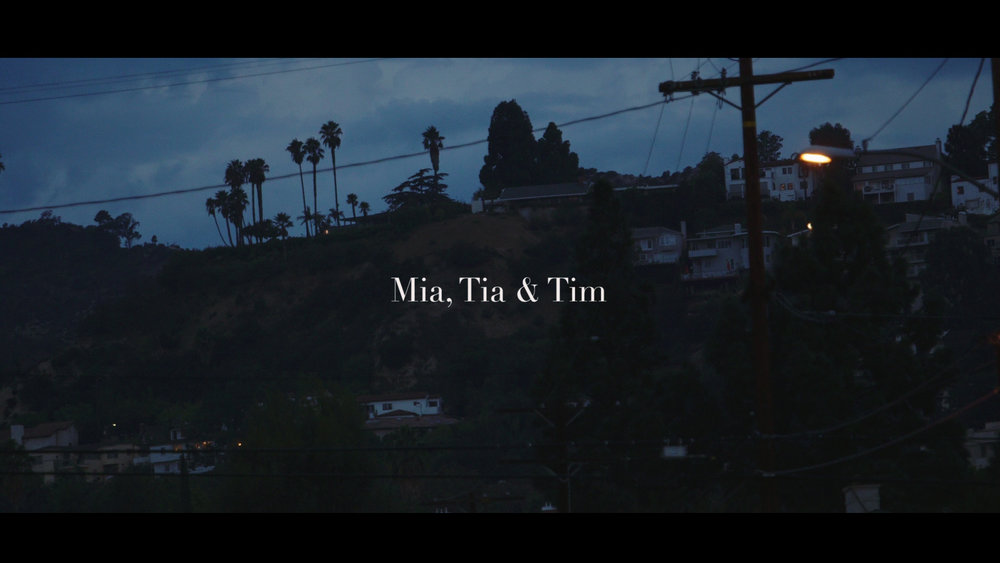 Mia, Tia & Tim