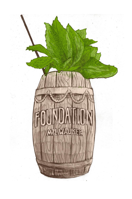 Foundation |Rum Barrel