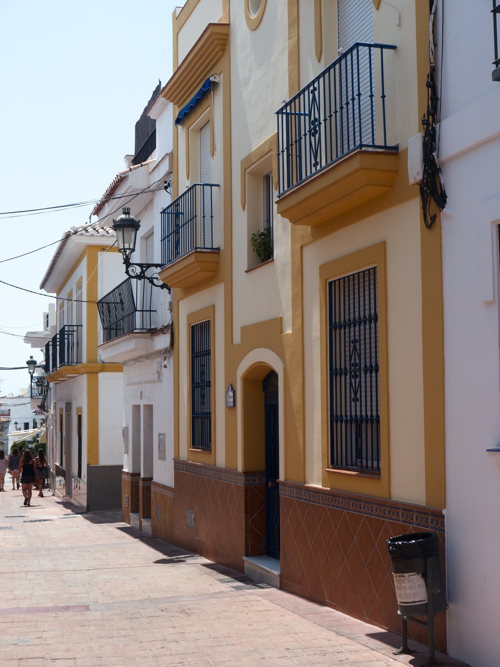Nerja, Spain- Spent two weeks in this little Andalusian city as part of a Spanish immersion program.