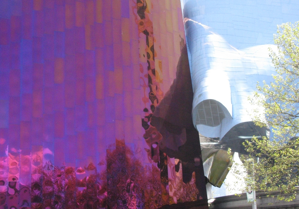 Frank Gehry, EMP Museum, Seattle, WA