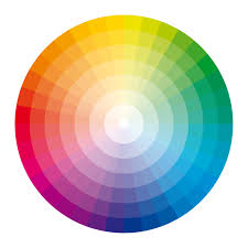 Sir Isaac Newton developed the first circular diagram of colors in 1666.