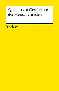 ▸ Infos und Bestellung: Reclam Verlag