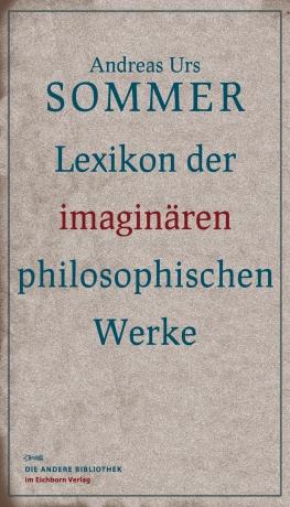 ▸ Infos und Bestellung: Eichborn Verlag