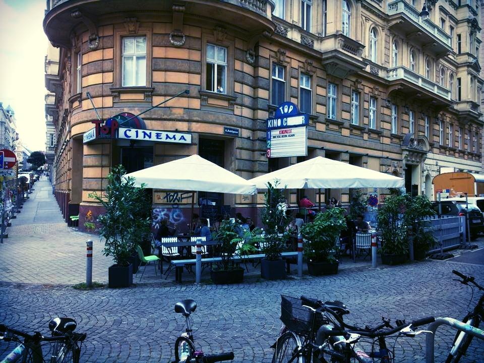 TOPKINO Wien.