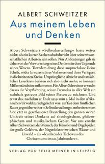 Info und Bestellung: Felix Meiner Verlag