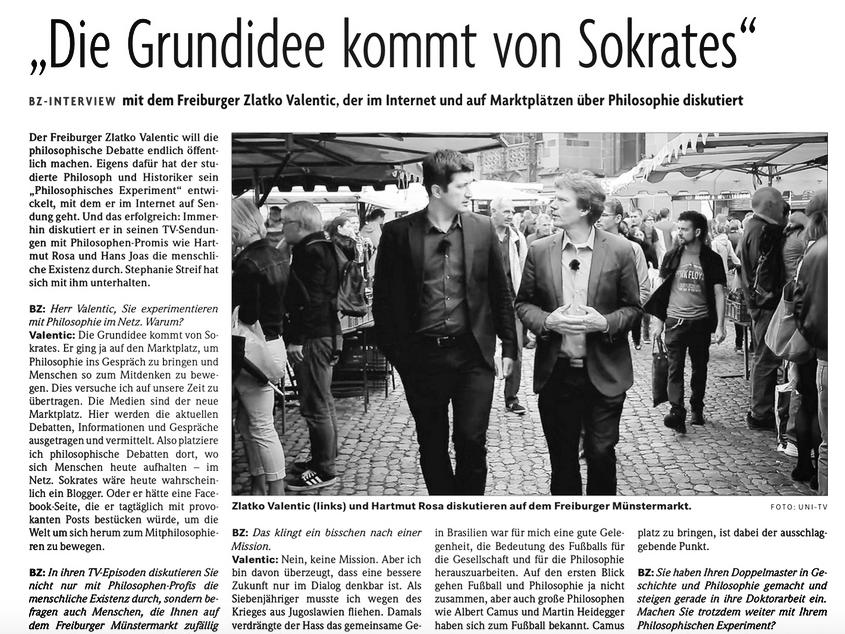 Badische Zeitung -